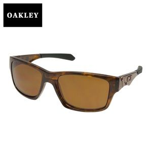 Oakley Men's Jupiter Squared Tortoise Sunglasses